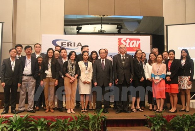 Press responsible for ASEAN community communications hinh anh 1