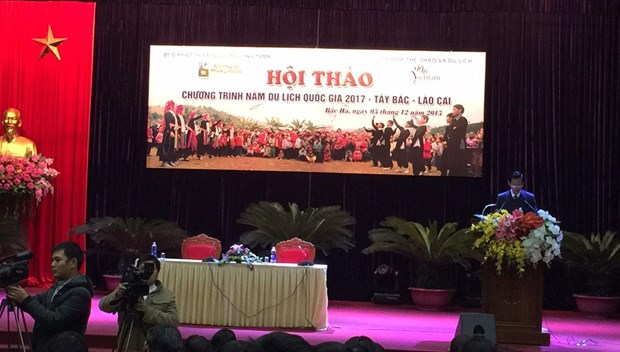 Northwest localities prepare for National Tourism Year 2017 hinh anh 1