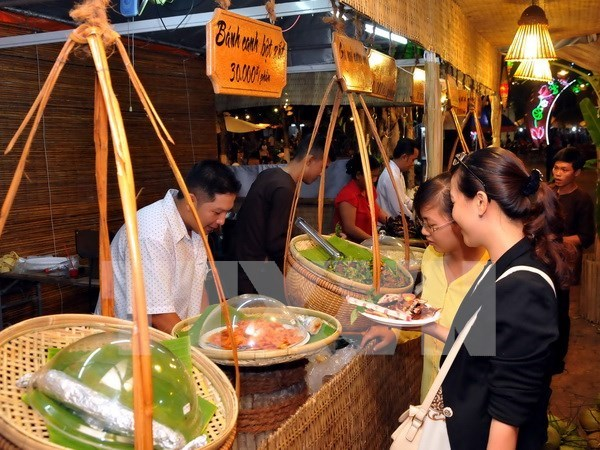 Int'l food festival 2015 wraps up in HCM City hinh anh 1