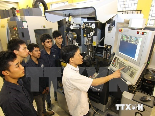 Vocational training aims to meet international, regional standards hinh anh 1