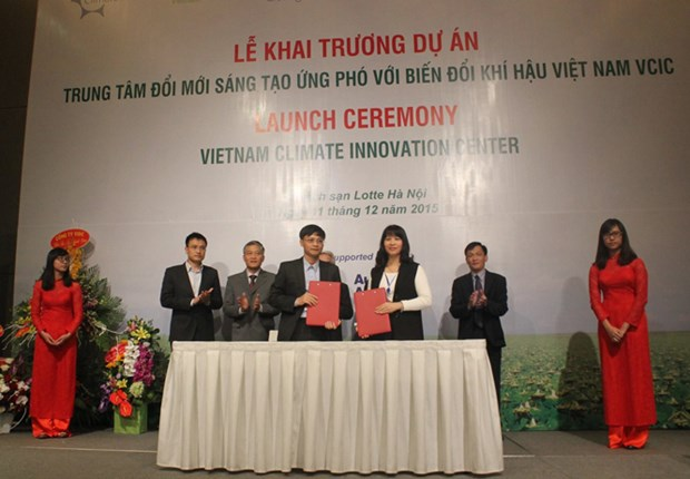 New Climate Innovation Centre opens hinh anh 1