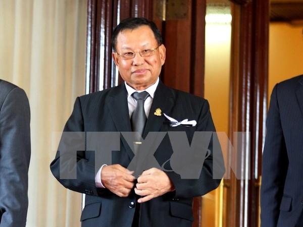 Cambodian Senate President to visit Vietnam hinh anh 1