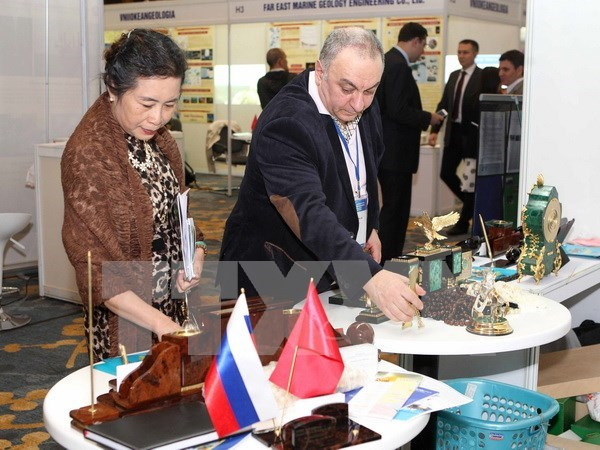Forum boosts Vietnam-Russia trade links hinh anh 1