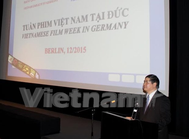 Vietnamese films on screen in Germany hinh anh 1