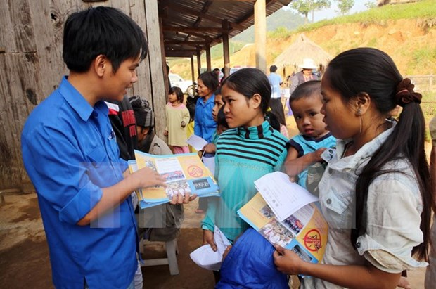 Joint effort launched to prevent infectious diseases hinh anh 1