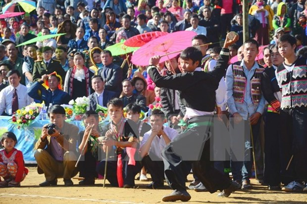 Mong ethnic festival added to Vietnam's intangible cultural heritage hinh anh 1