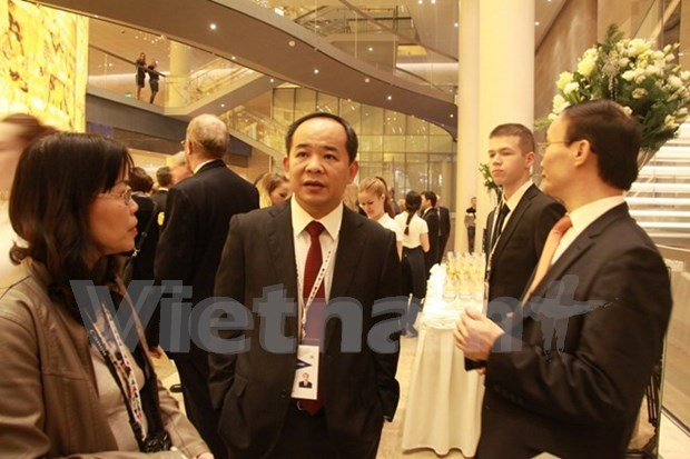 Vietnam takes part in Saint Petersburg Int'l Cultural Forum hinh anh 1