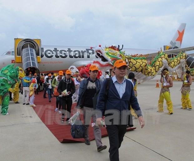 Jetstar Pacific operates Hanoi-Tuy Hoa air route hinh anh 1