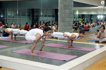 Indian Yoga Association opens first office in HCM City hinh anh 1