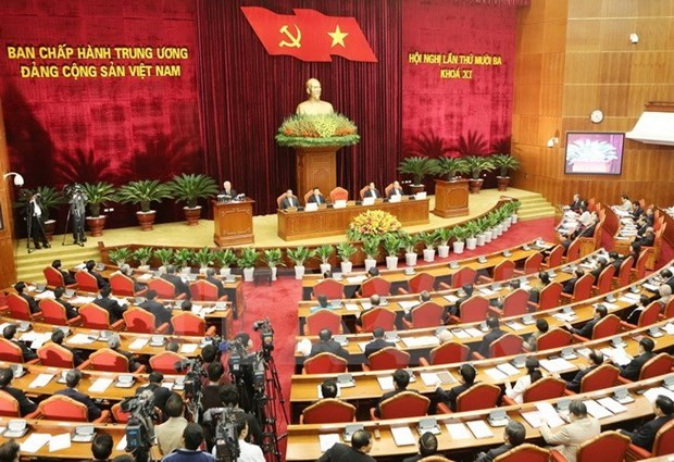 Party Central Committee continues with personnel work hinh anh 1