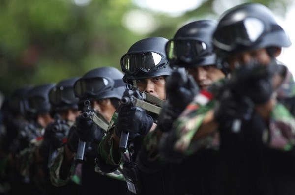 Indonesia: Police block New Year terror plot hinh anh 1