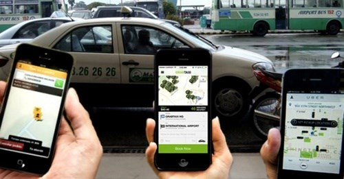 Uber completes one year in Hanoi hinh anh 1