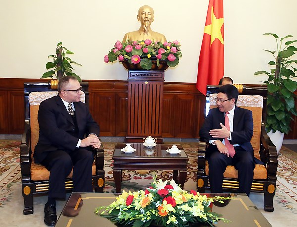 Vietnam seeks more Turkish investments hinh anh 1