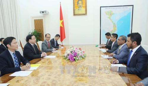 Vietnam, Timor Leste to boost trade cooperation hinh anh 1
