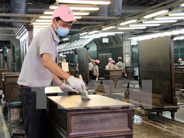 Wood exports expected to hit 7 bln USD hinh anh 1