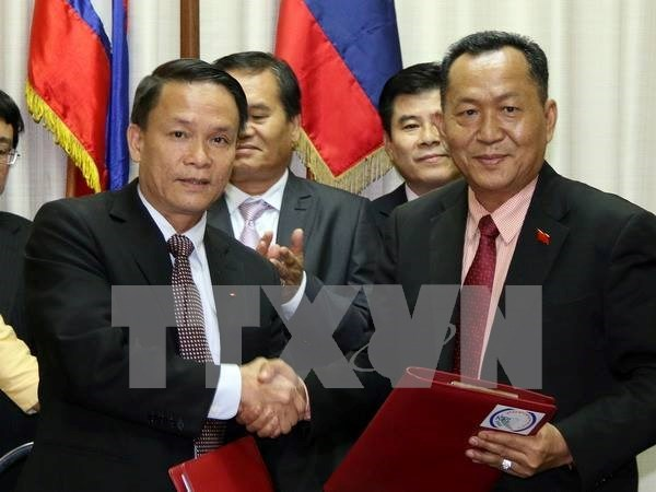 VNA, KPL sign 2016-2020 cooperation agreement hinh anh 1