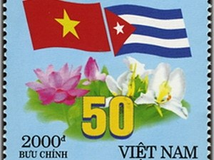 Vietnam-Cuba diplomatic ties celebrated in Can Tho hinh anh 1