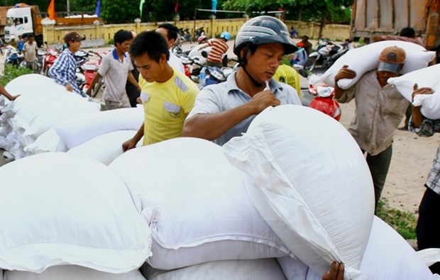 Drought-hit localities to receive aid ahead of Lunar New Year hinh anh 1
