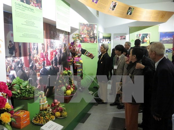 Exhibition promotes Mother Goddess worship hinh anh 1