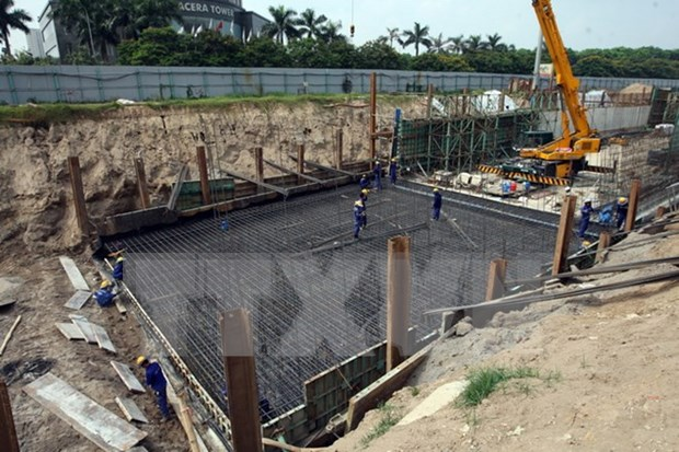 Vietnamese construction firms stands 3rd in Cambodia hinh anh 1