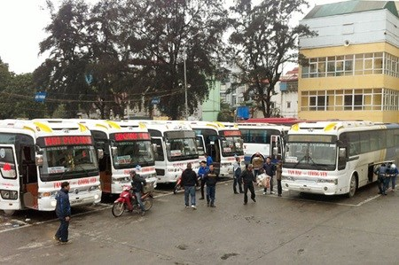 Hanoi to install cameras at bus stations hinh anh 1