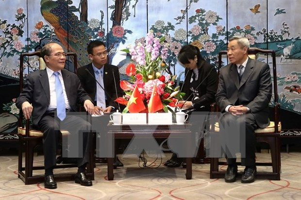 NA Chairman supports closer ties with China's Guangdong hinh anh 1