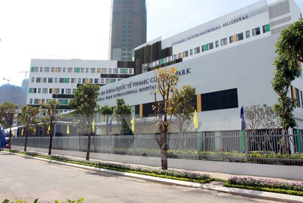 New hi-tech hospital inaugurated in Ho Chi Minh City hinh anh 1