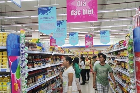 Nation's retail sales jump 9.5 percent in 2015 hinh anh 1