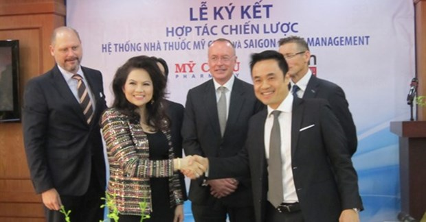 Foreign fund to invest in Vietnamese drug retail hinh anh 1
