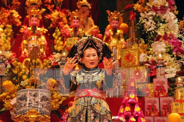 Int'l symposium examines Mother Goddess worship hinh anh 1