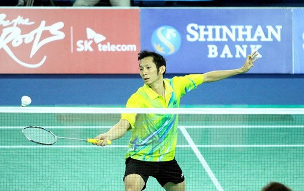 Two Vietnamese players to participate in Malaysia Masters tournament hinh anh 1