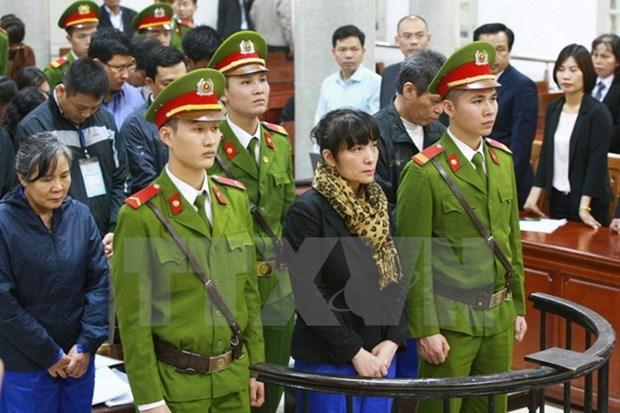 18 defendants jailed over Agribank financial loss hinh anh 1