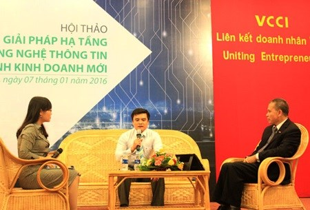 IT important to improve worker competitiveness hinh anh 1