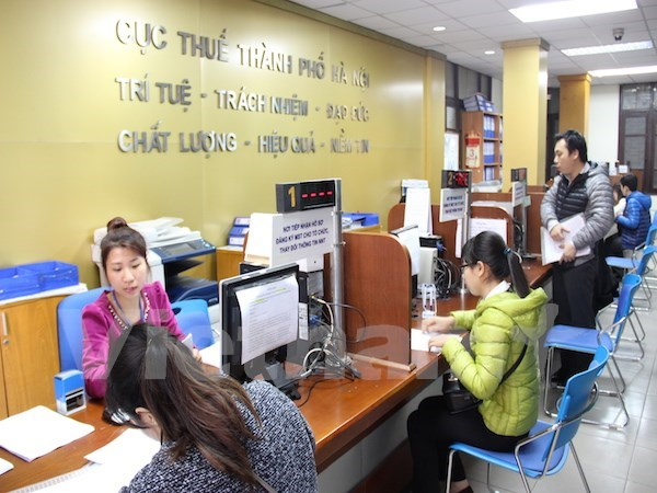 Vietnamese households may soon pay tax online hinh anh 1