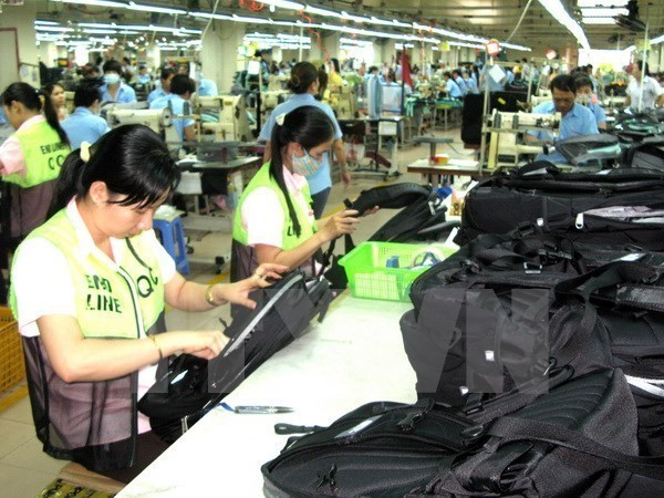 Ha Nam targets 15.3 pct rise in industrial production value hinh anh 1