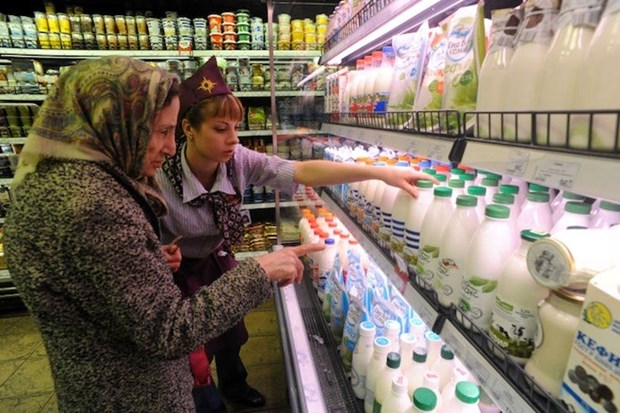 Dairy investment project in Russia approved hinh anh 1