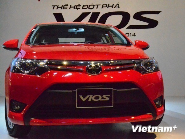 Auto sales grow 55 percent in 2015 hinh anh 1