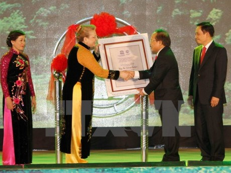 Vietnam aims to further engage in UNESCO's activities hinh anh 1
