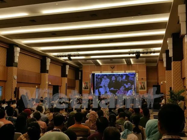 Indonesia launches 3-hour investment permit service hinh anh 1