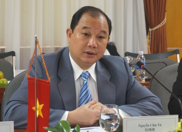 Vietnam attends third India-CLMV cooperation conference hinh anh 1