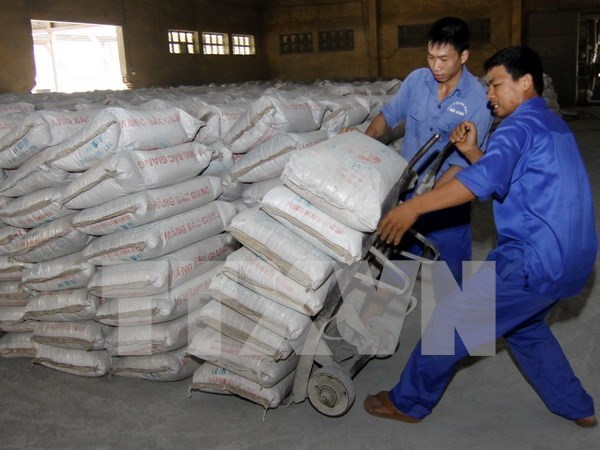 Vietnam expects cement consumption of 74 mln tonnes in 2016 hinh anh 1