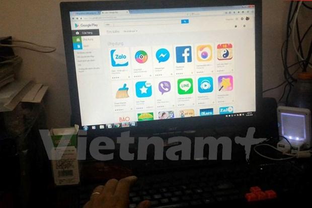 Computer viruses plaguing Vietnam hinh anh 1