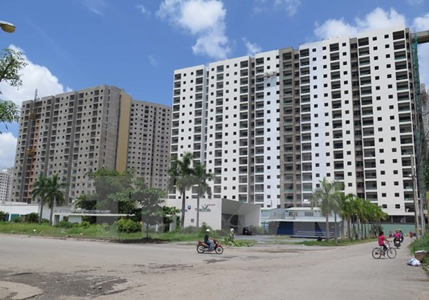 Deputy PM: realty market successfully restructured hinh anh 1