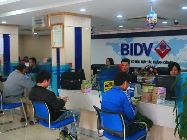 BIDV listed in world's 2,000 largest companies hinh anh 1
