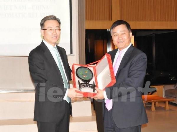 Hong Kong banquet marks Vietnam-China diplomatic ties hinh anh 1