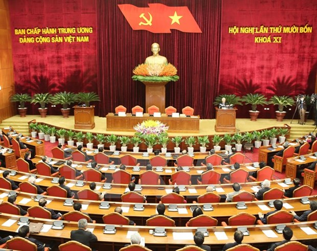 Party official: 12th Party Central Committee to be united, capable hinh anh 1