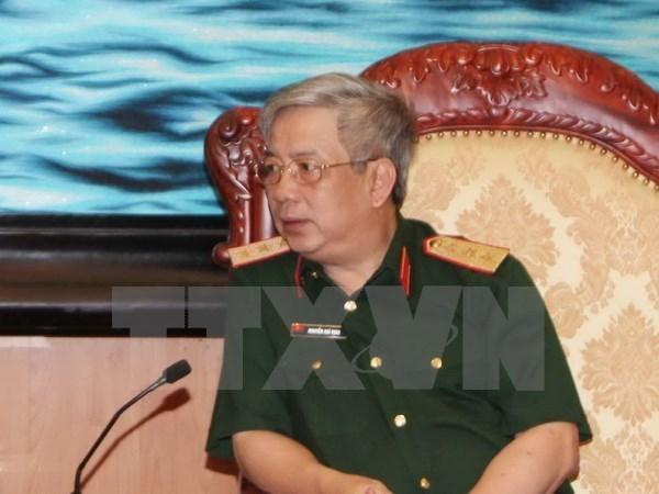 Outgoing Indian Ambassador bids farewell hinh anh 1