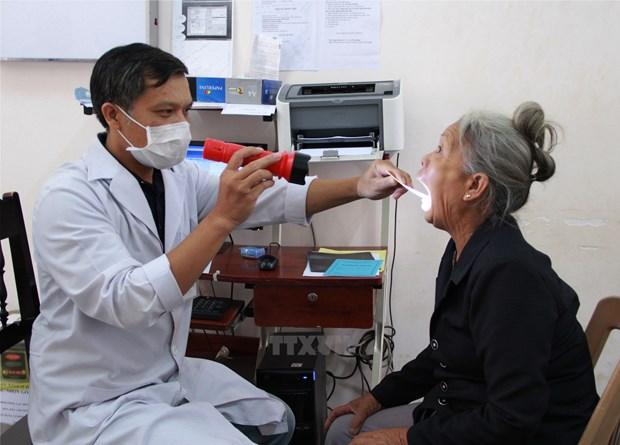 Dak Nong, Cambodia's Mondulkiri Red Cross Societies share experience hinh anh 1