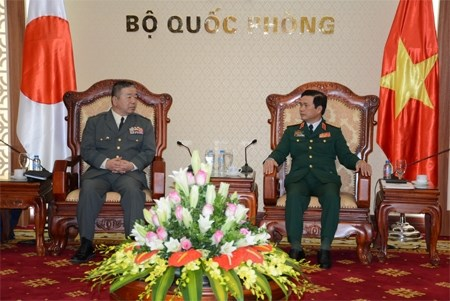 Vietnam, Japan cooperate in UN peacekeeping operations hinh anh 1