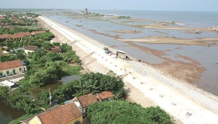 Experts warn coastal groundwater overused hinh anh 1